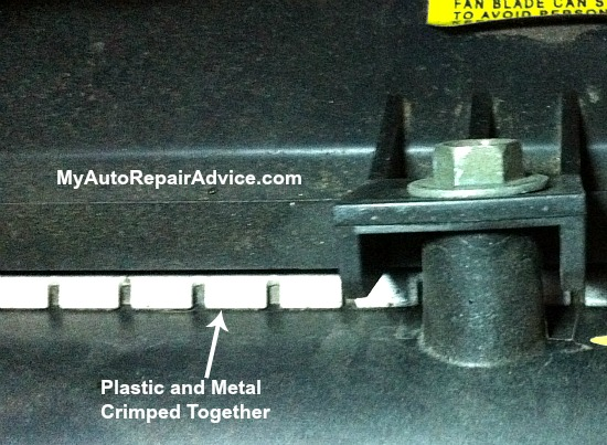 Radiator Crimp