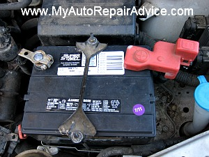 batteryshowingbatterycableconnections why my car won't start? reasons and solutions clicking fuse box car wont start at fashall.co