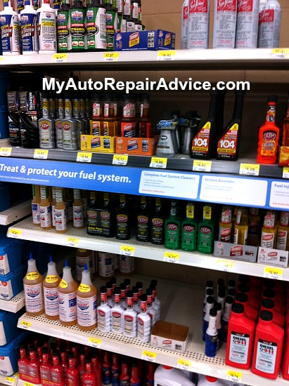 Better Gas Mileage Products
