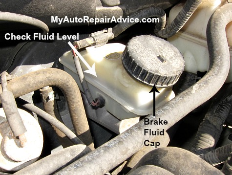 Adding Brake Fluid >> Adding Brake Fluid Guide