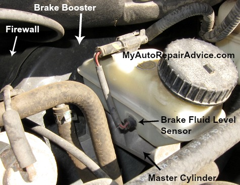 how to tell if clutch master cylinder is bad