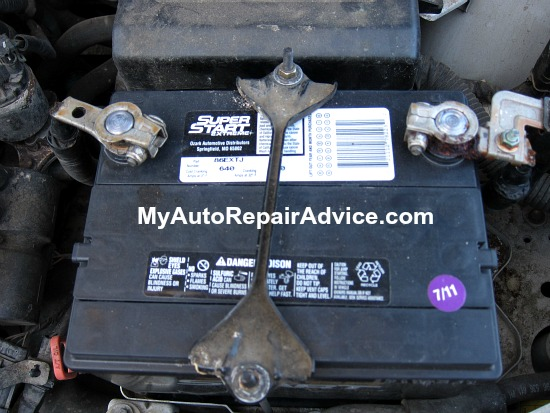 Car Battery Connections