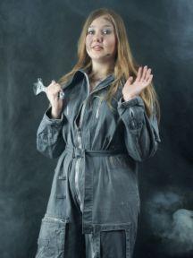 Girl Mechanic