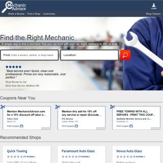MechanicAdvisor