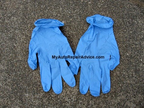 Oil Change Gloves